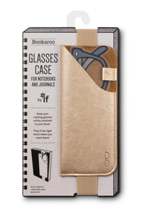 Bookaroo Glasses Case For Notebooks & Journals (more colours)