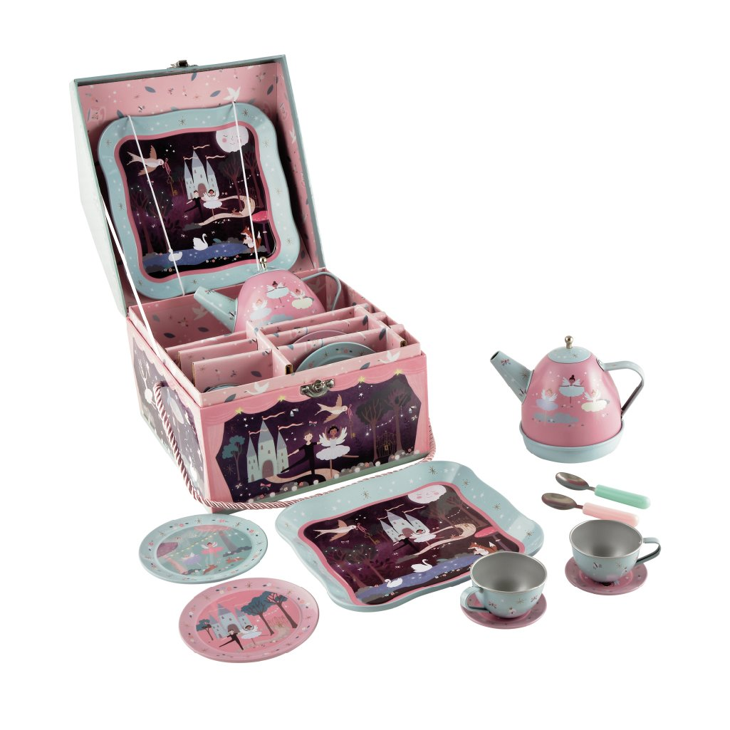 Enchanted Musical Tea Set