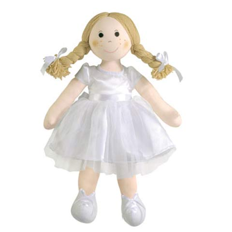 Bridal Rag Doll