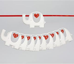 Natures Purest Elephant Decorative Garland