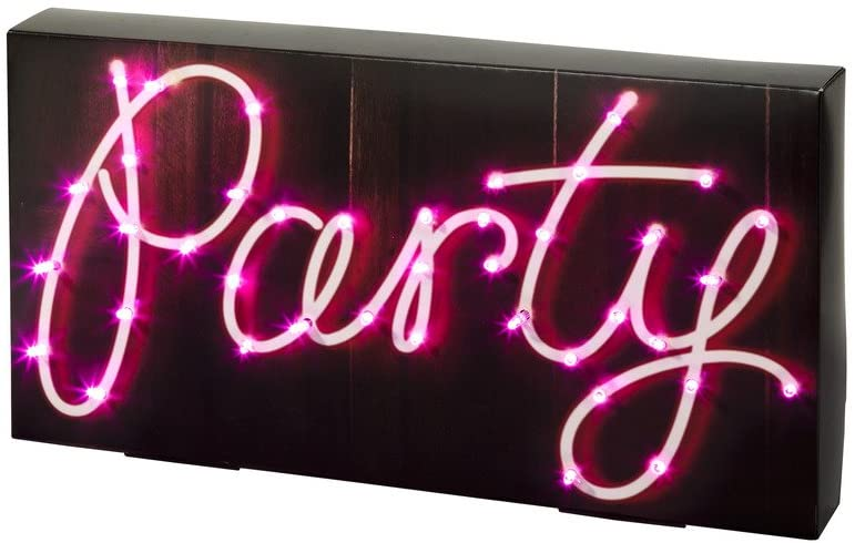 Talking Tables Party Illuminations Signs
