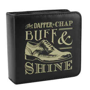 The Dapper Chap Buff & Shine Shoe Kit