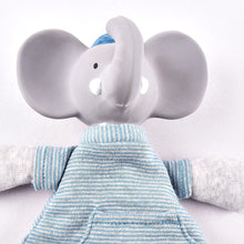 Load image into Gallery viewer, Alvin The Elephant Teether & Comforter