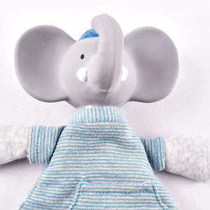 Alvin The Elephant Teether & Comforter