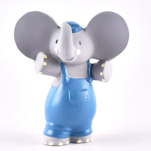 Alvin The Elephant All Rubber Squeaker Toy