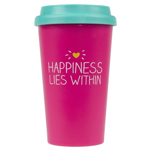 Happy Jackson Happiness Travel Mug