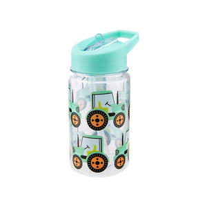 Drink Up Tractor Water Bottle