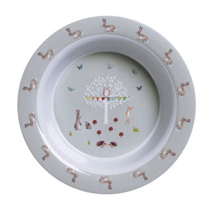 Woodland Party Melamine Dinner Set