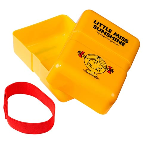 Little Miss Sunshine Lunch Box