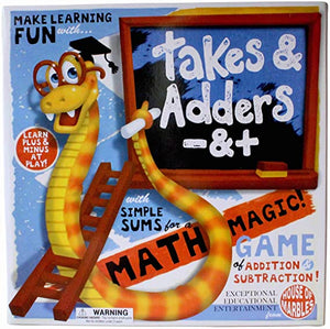House of Marbles Math Magic Game Takes & Adders