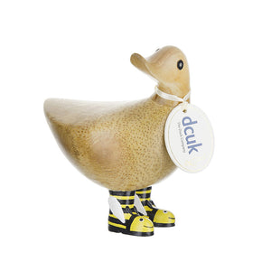 DCUK Ducky Wild Wellies Bumble Bee