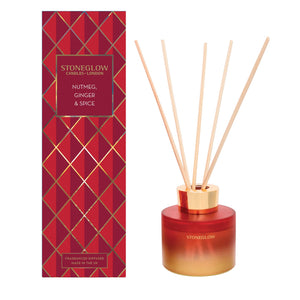 Nutmeg Ginger & Spice Reed Diffuser 120ml