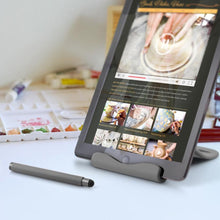 Load image into Gallery viewer, The Handy Tablet Stand Grey
