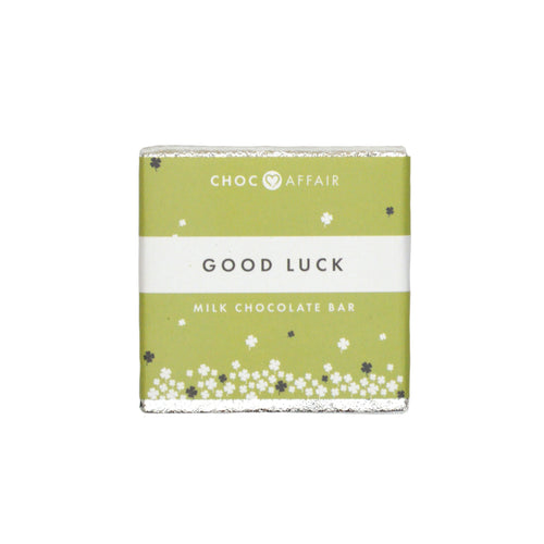 Good Luck Mini Chocolate Bar