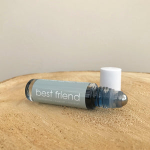 Best Friend Confidence Support Aromatherapy Oil