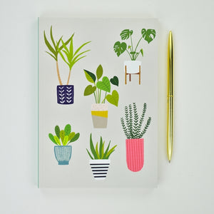 Bloom & Grow A5 Lined Notebook