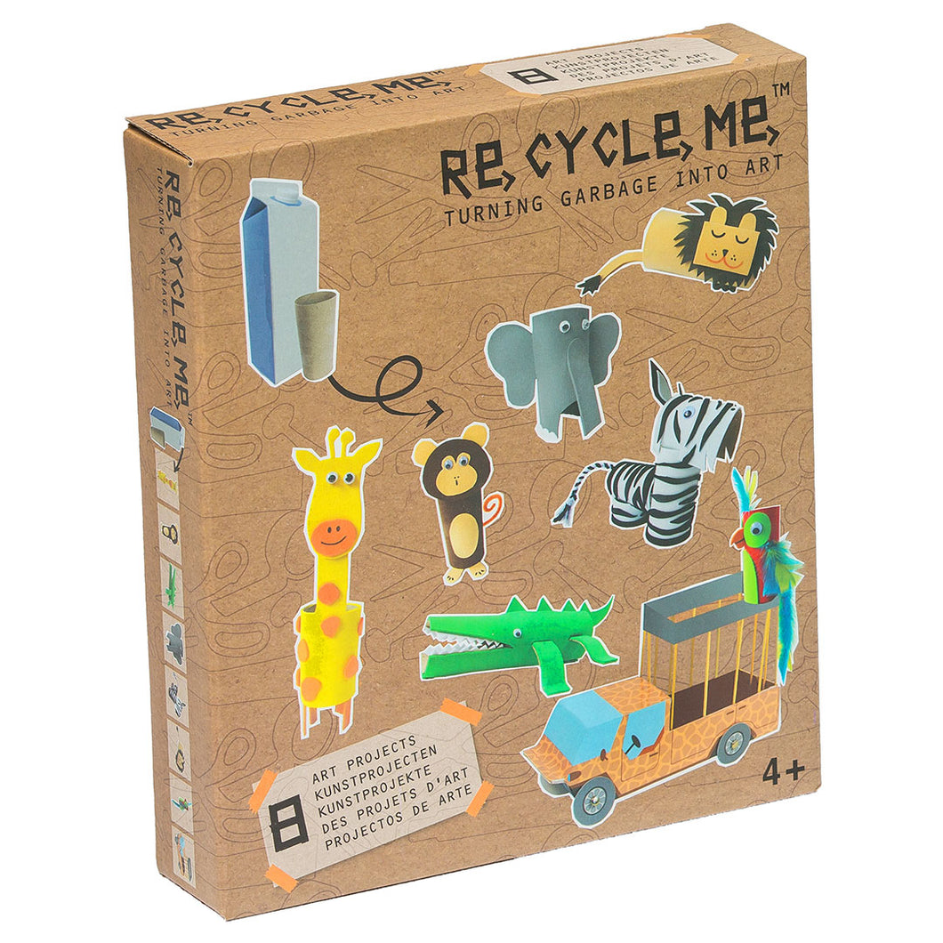 Recycle Me Jungle Craft Kit