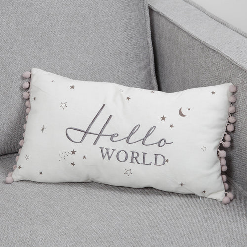 Bambino Hello World Cushion