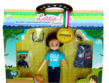 Load image into Gallery viewer, Lottie Doll Loyal Companion Play Set Finn