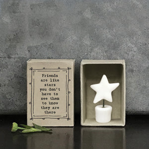 Matchbox Porcelain Star Friends