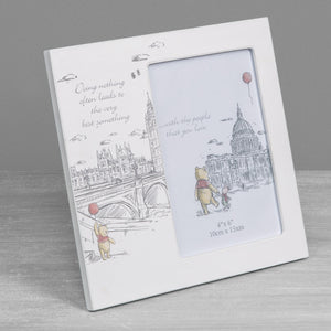 Disney Christopher Robin Ceramic Photo Frame