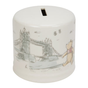Disney Christopher Robin Ceramic Money Box