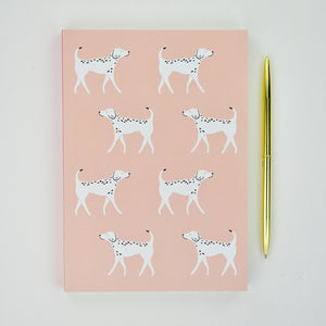 Woof A5 Lined Notebook
