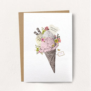 Stephanie Davies Greetings Card Birthday