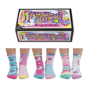 Fairytale Friends Six Magical Odd-Socks