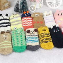 Load image into Gallery viewer, Mama Siesta Organic Creature Comfort Socks