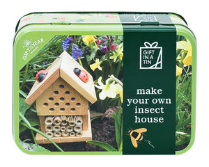 Make Your Own Insect House In A Tin