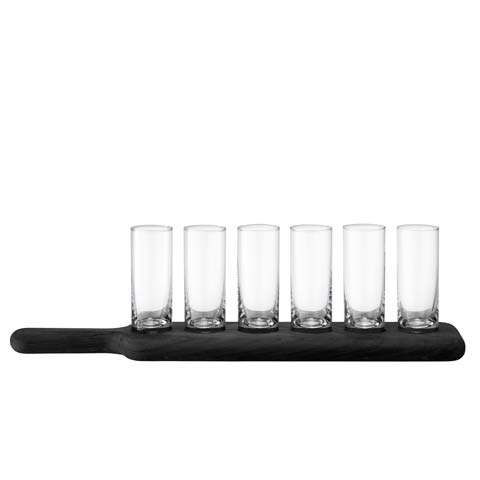 LSA Vodka Set & Black Beech Paddle