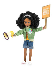 Load image into Gallery viewer, Lottie Doll Kid Activist