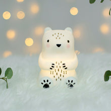 Load image into Gallery viewer, White Bear Night Light