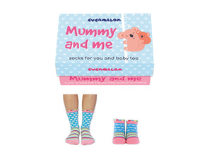 Mummy & Me Socks Gift Set