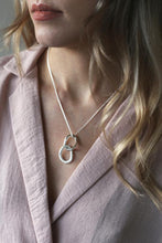 Load image into Gallery viewer, Fusion Silver Necklace