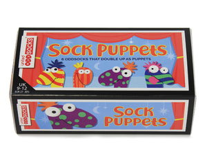 Sock Puppets Odd-Socks Set For Kids