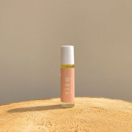 Rise Today Is A New Day Aromatherapy Oil