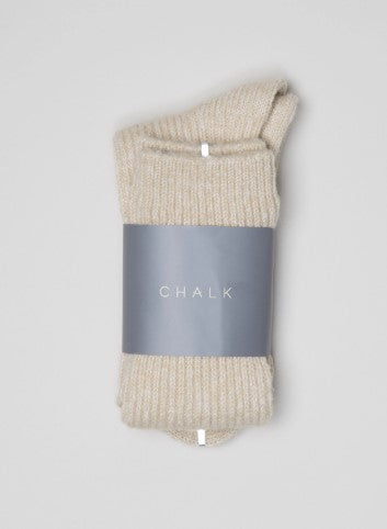 Cozy Socks Oatmeal