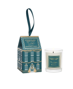 Scented Votive Candle House