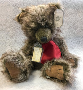 Suki Silver Tag Bears Limited Edition Jack Bear