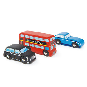 London Car Set