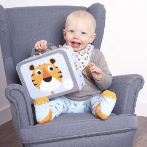 Terrence Tiger Baby Gift Set