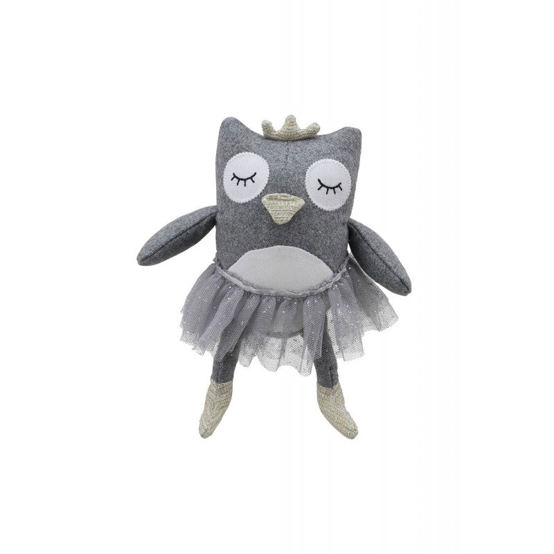 Mrs Owl In A Tutu