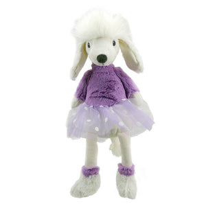 Wilberry Purple Poodle
