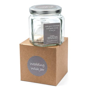 Wedding Wish Jar