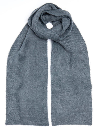 Zola Ribbed Knitted Scarf