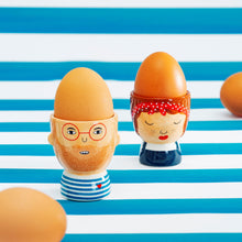 Load image into Gallery viewer, Libby & Ross Egg Cups Set Of Two