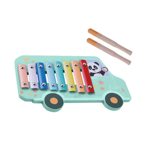 Studio Circus Xylophone Happy Bus