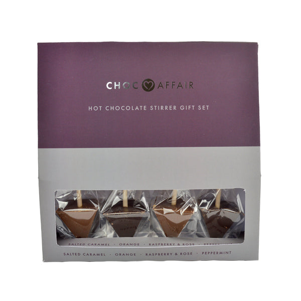 Hot Chocolate Stirrer Gift Set